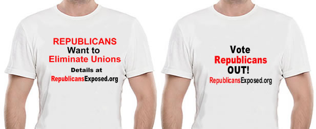 republicans anti union