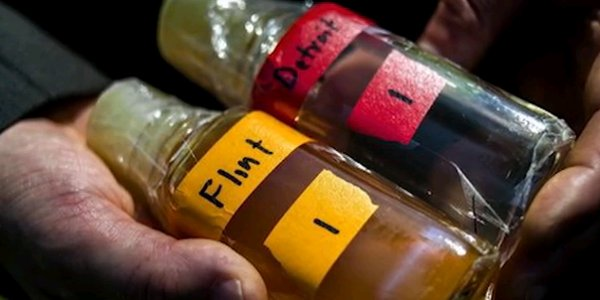 Flint, MI Contaminated Water